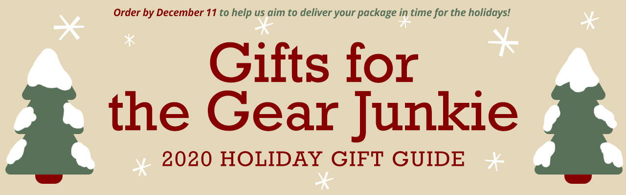 Gifts for the Gear Junkie