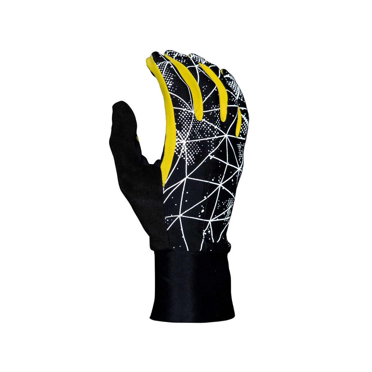 GALAXY NS5500 Nathan Sports Men/'s HyperNight Reflective Winter Running Glove
